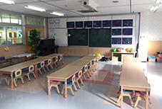 おがわ幼稚園の保育室